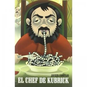 Portada de EL CHEF DE KUBRICK