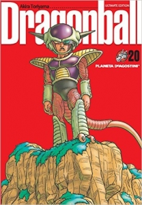 DRAGON BALL (ULTIMATE EDITION #20)