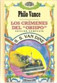 LOS CRÍMENES DEL OBISPO (Philo Vance #4)