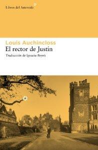 Portada de EL RECTOR DE JUSTIN