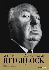 Portada de LOS TESOROS DE ALFRED HITCHCOCK