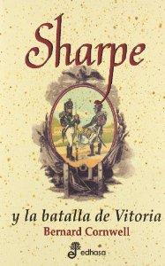 Portada de SHARPE Y LA BATALLA DE VITORIA