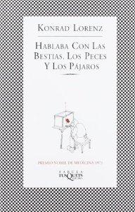 Portada de HABLABA CON LAS BESTIAS, LOS PECES Y LOS PÁJAROS