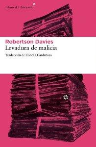 Portada de LEVADURA DE MALICIA (TRILOGÍA DE SALTERTON #2)