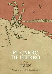 Portada de EL CARRO DE HIERRO