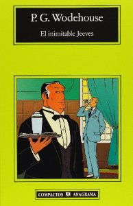 Portada de EL INIMITABLE JEEVES