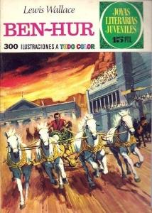BEN-HUR. JOYAS LITERARIAS JUVENILES ( JOYAS LITERARIAS JUVENILES#7)