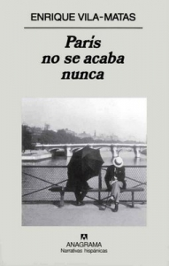 Portada de PARÍS NO SE ACABA NUNCA