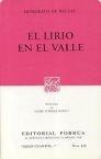 EL LIRIO EN EL VALLE