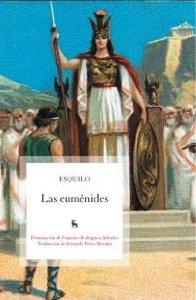 LAS EUMÉNIDES (ORESTEA #3)