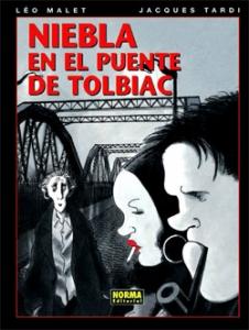 Portada de NIEBLA EN EL PUENTE DE TOLBIAC (NÉSTOR BURMA#2)