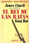 Portada de EL REY DE LAS RATAS