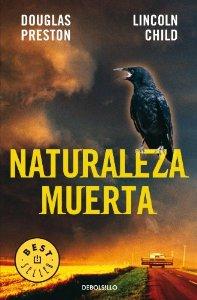 Portada de NATURALEZA MUERTA