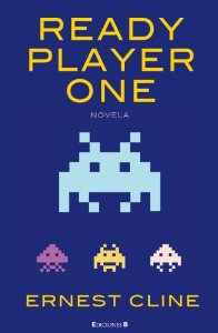 Portada de READY PLAYER ONE