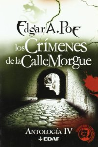 Portada de LOS CRÍMENES DE LA CALLE MORGUE