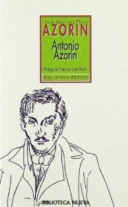 Portada de ANTONIO AZORIN