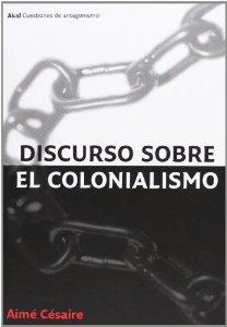 Portada de DISCURSOS SOBRE EL COLONIALISMO