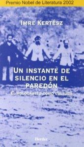 UN INSTANTE DE SILENCIO EN EL PAREDÓN