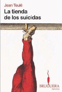 Portada de LA TIENDA DE LOS SUICIDAS