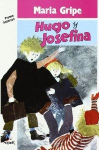 Portada de HUGO Y JOSEFINA