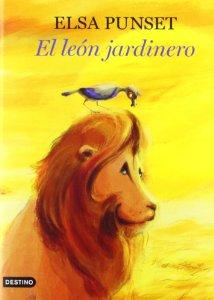 Portada de EL LEÓN JARDINERO
