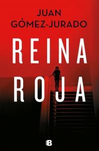 Portada de REINA ROJA (Antonia Scott #1)