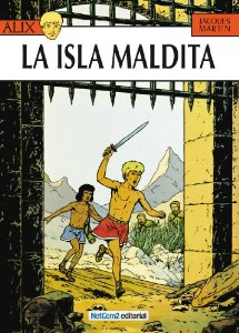 ALIX: LA ISLA MALDITA (ALIX#3)