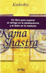 Portada de KAMA SHASTRA - LOS SECRETOS DEL AMOR