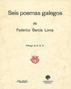 Portada de SEIS POEMAS GALEGOS