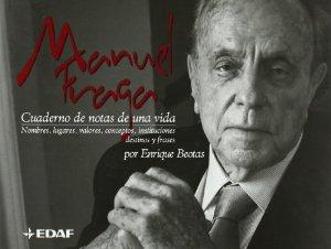 Portada de MANUEL FRAGA. CUADERNO DE NOTAS DE SU VIDA