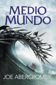 Portada de MEDIO MUNDO (EL MAR QUEBRADO #2)