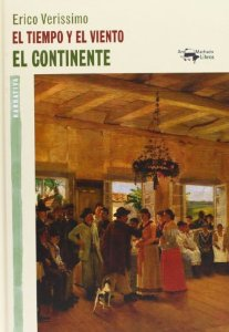 Portada de EL TIEMPO Y EL VIENTO: EL CONTINENTE (EL TIEMPO Y EL VIENTO # 1)