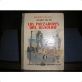 Portada de LOS FORZADORES DEL BLOQUEO/ FRRITT-FLACC