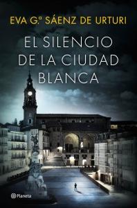 Portada de EL SILENCIO DE LA CIUDAD BLANCA