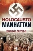 Portada de HOLOCAUSTO MANHATTAN