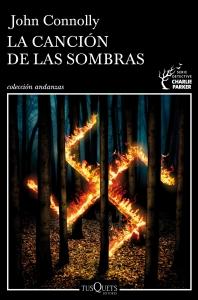 Portada de LA CANCIÓN DE LAS SOMBRAS (CHARLIE PARKER #14)
