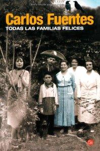 Portada de TODAS LAS FAMILIAS FELICES