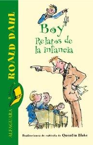 Portada de BOY. RELATOS DE INFANCIA
