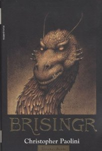 Portada de BRISINGR (EL LEGADO #3)