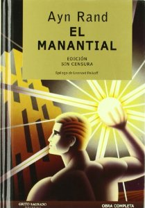 Portada de EL MANANTIAL