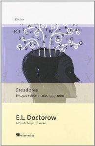 Portada de CREADORES. ENSAYOS SELECCIONADOS 1993-2000