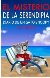 Portada de EL MISTERIO DE SERENDIPIA DIARIO DE UN GATO SNOOPY