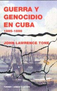 Portada de GUERRA Y GENOCIDIO EN CUBA 1895-1898