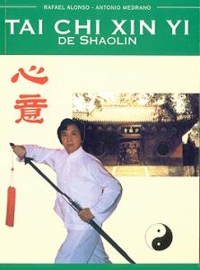 Portada de TAI CHI XIN YI DE SHAOLÍN
