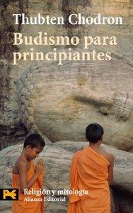 Portada de BUDISMO PARA PRINCIPIANTES