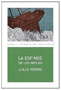 Portada de LA ESFINGE DE LOS HIELOS