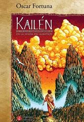 Portada de KAILÉN EN LA SENDA DEL ALBATROS (GALAIA # 1)