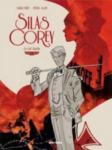 Portada de SILAS COREY 1: LA RED AQUILA