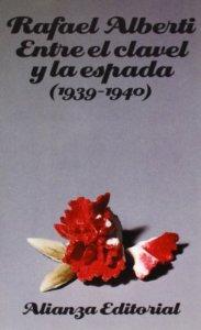 Portada de ENTRE EL CLAVEL Y LA ESPADA (1939-1940)