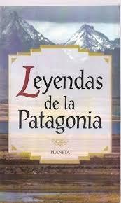Portada de LEYENDAS DE LA PATAGONIA